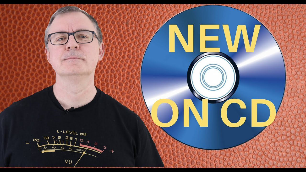 CD News...or it it Reviews? It's possibly a bit of both. 10 for your delectation. - YouTube