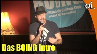 Das BOING Intro (Boing Comedy Club)