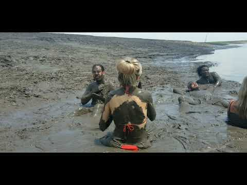 Kambo Warrior Jungle Expedition- August, 2019: black mud bath
