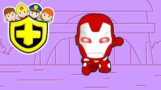 "🚛🚨 Cuti Heroes EP62 ""Alloy Man"""" 🚨🚛"