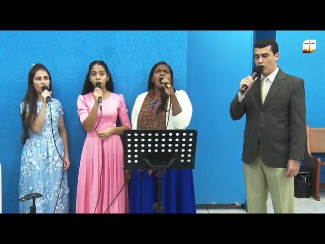 Ouve Sua Voz   Quarteto   Tabernáculo da Fé Campinas/SP.