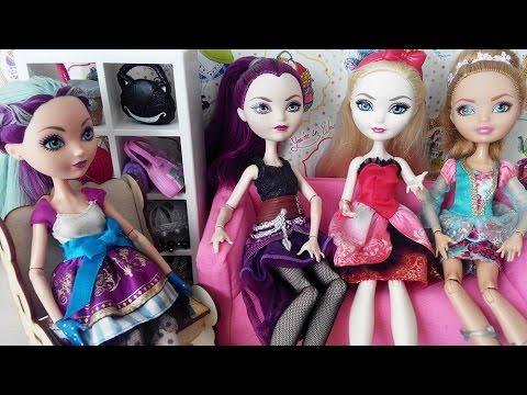 Мультики Барби воспитание Эльки. Куклы Шоу #38