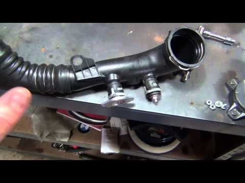 Aftermarket bov on stock bmw n54 charge pipe info