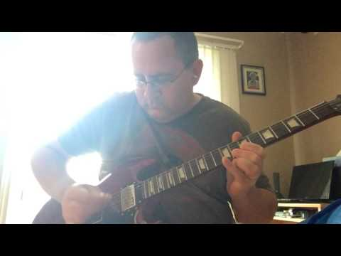 Shook me cover AC/DC Robert Carson