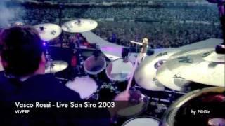 Vasco Rossi - Live San Siro 2003 - Vivere