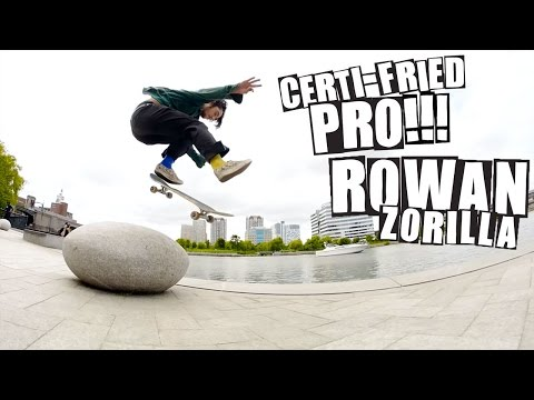 Baker Presents 'Certi-Fried Pro Rowan Zorilla' Part