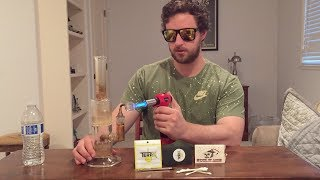 How to Take a Low Temp Dab with a Quartz Banger by GreenBox Grown