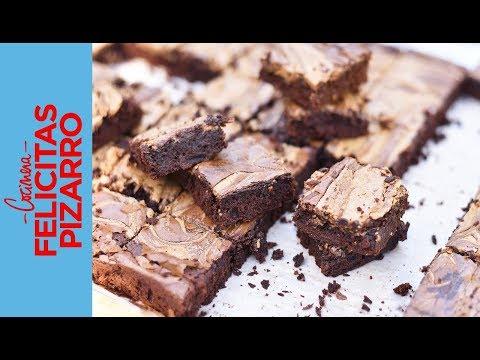 Brownies con Manteca de Maní | Felicitas Pizarro