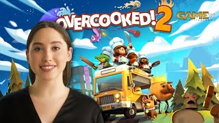 Game TV Schweiz - 16. Juni 2021 | Overcooked! 2
