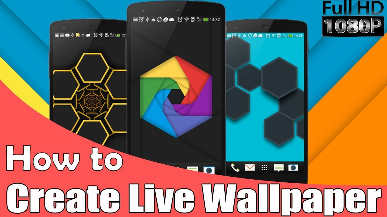 Create Live Wallpaper for Android