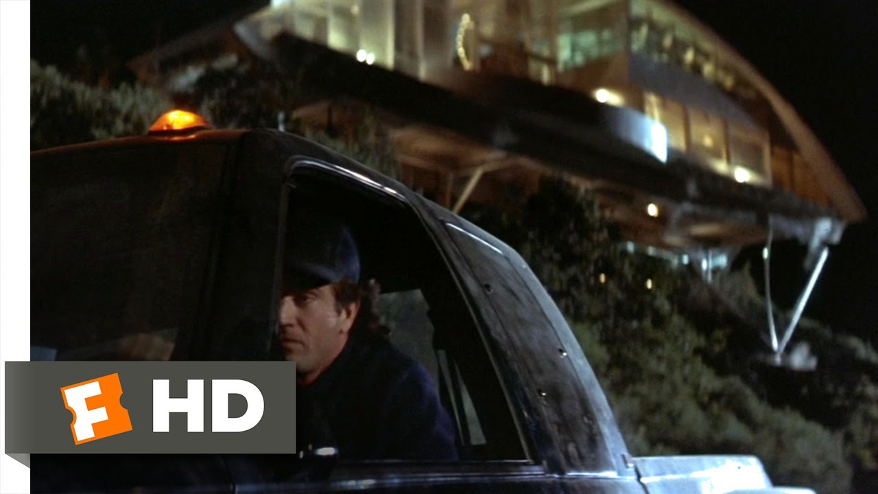 Lethal Weapon 2 9 10 Movie Clip Bringing Down The