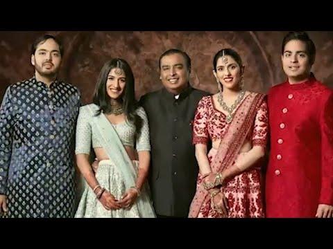 Ambani Family Wishes 'bahu' Shloka On Her Birthday In Heartwarming Video