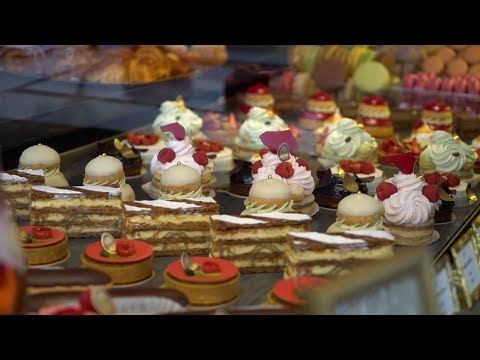 I Love Paris! Sweets, coffee and culinary marvels!