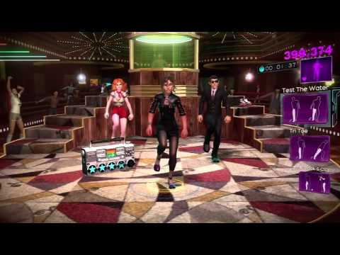 Do the Hustle - Dance Central 3 Gameplay