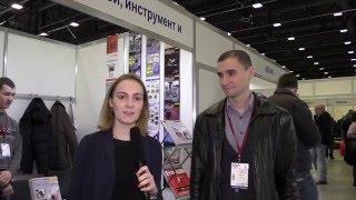 Интервью В.И. Тарасова (Центр Крепёжных Изделий) на Петербургской Технической Ярмарке 2016