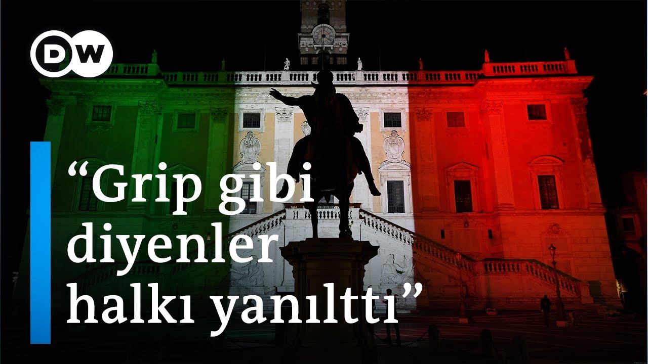 İtalyan profesörden Türkiye'ye uyarı: Kaybedecek vakit yok, hasta akınına hazır olun