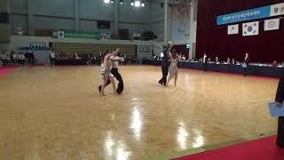 2018 제38회 전국 장애인 체육대회 댄스 스포츠시각…