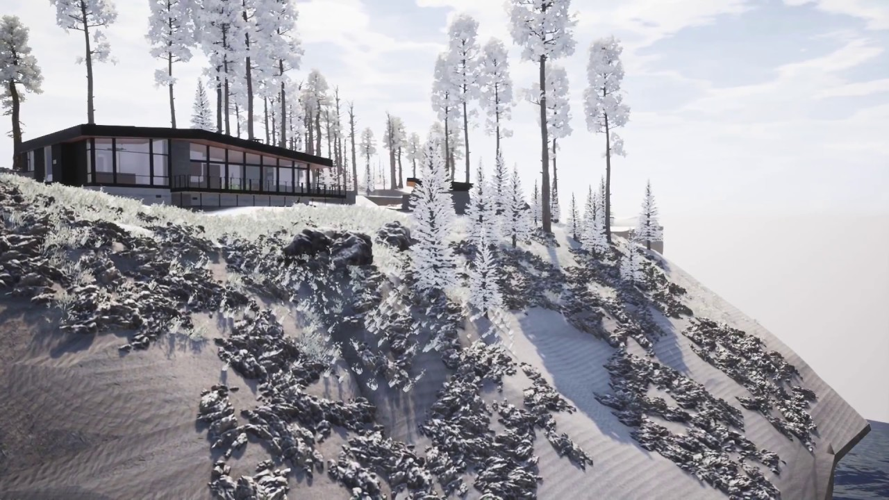 ArchiCAD to Twinmotion 2018 Test Videos by Lane Williams Architects