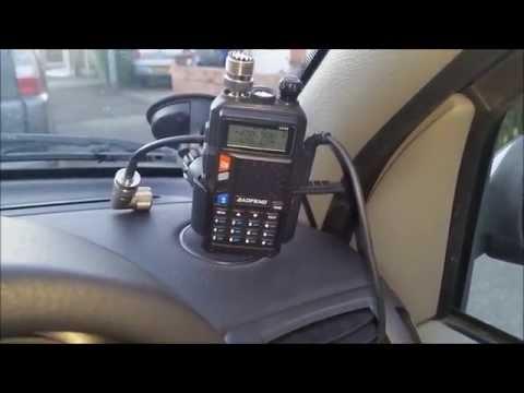 Handheld Radio Mobile