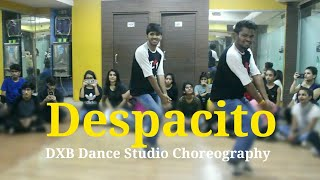 Despacito - Luis Fonsi Ft. Justin Bieber | Dance Choreography | Workshop | DXB Dance Studio
