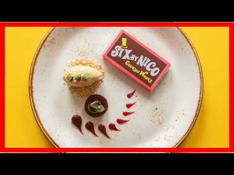 Breaking News   In pictures: Six by Nico reveal dishes in their Willy Wonka themed tasting menu