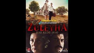 Zulayxa 25-qism Turk seriali o'zbek tilida MyTub.uz