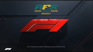 F1 2019 AFR T1 Season 3: Round 16 - Russian Grand Prix Highlights