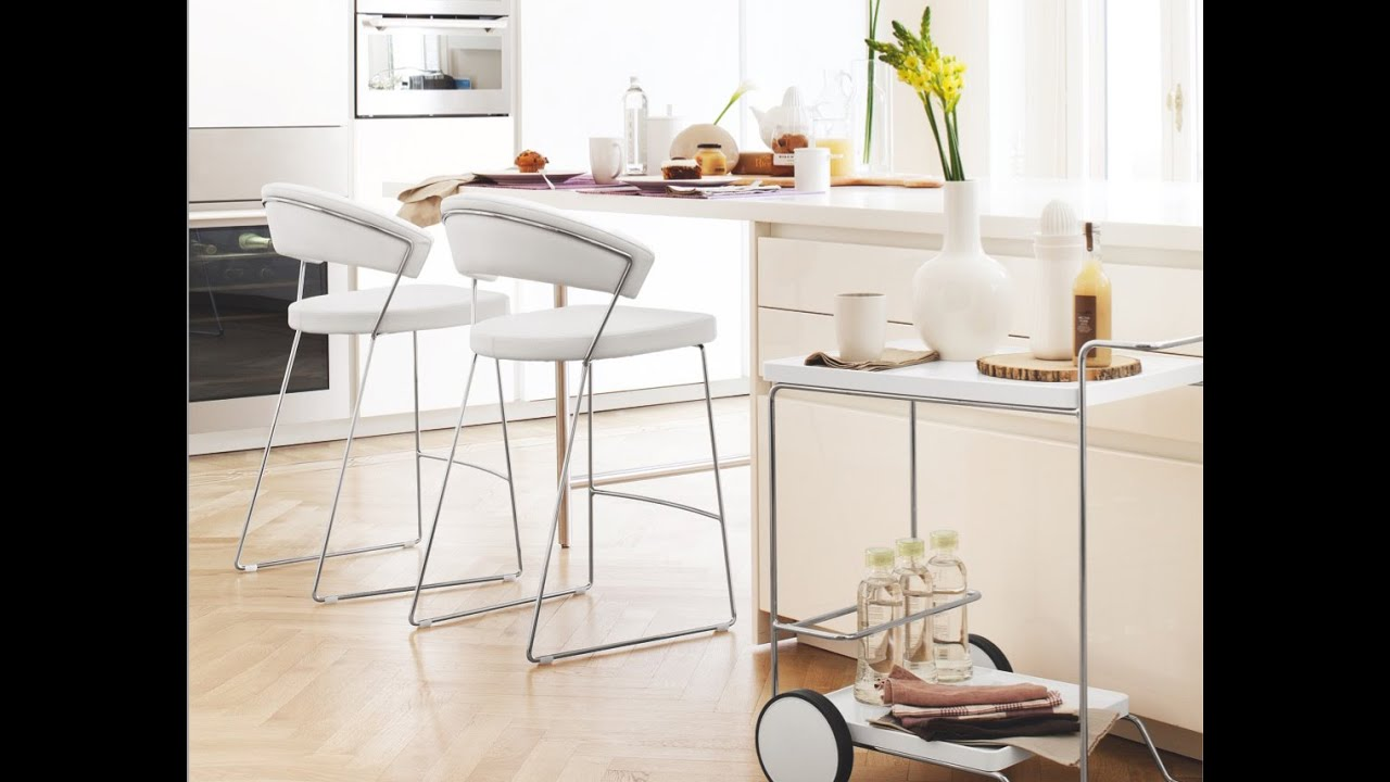 Trendy Products   Calligaris Contemporary Bar Stool Collection   YouTube