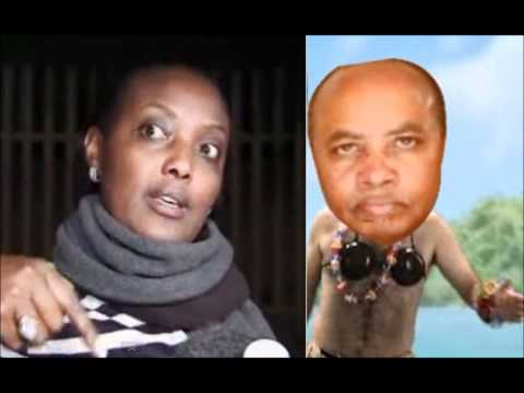 Patrick Karegeya Leaked Phone Call with kayumbas wife!!!! Exclusive from MI5