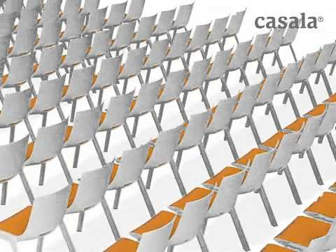 Casala wachtkamerstoel Monolink - Shiraz Office Furniture