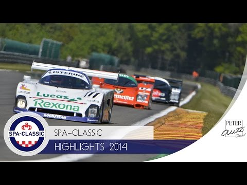 2014 Spa-Classic highlights