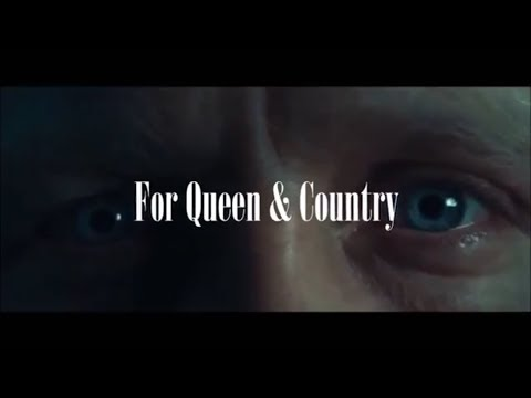 For Queen & Country (Bond 25 teaser trailer) (2019)