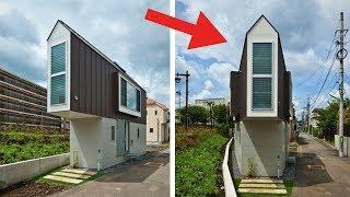 5 Häuser, die dich ins Staunen versetzen!