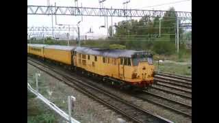 NR 9708 tnt 31233 working Derby R.T.C to Carlisle High Wapping Sdgs 27/09/2014