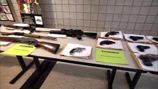 Nine dead in weekend surge of shootings in Chicago