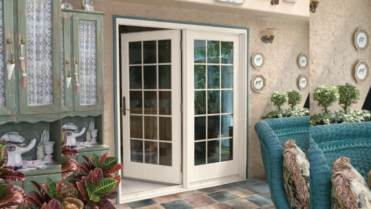 Shoji screens for patio door with sliding track products for Different types of patio doors
