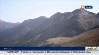 دفاع : كشف وتدمير ثلاث مخابيء بالقرب من القادرية بالبويرة