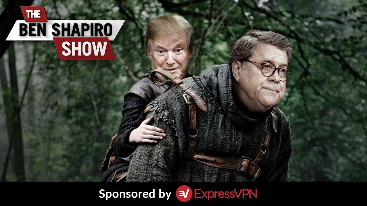 Donald, Barr The Door | The Ben Shapiro Show Ep. 954