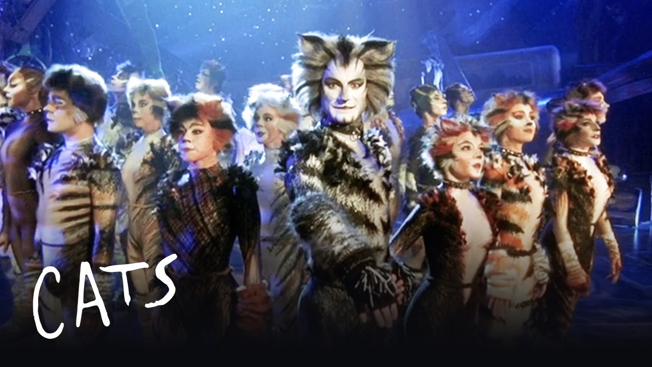 the invitation to the jellicle ball