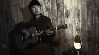 Chengdu !acoustic fingerstyle guitar solo By Anderson Yang  成都