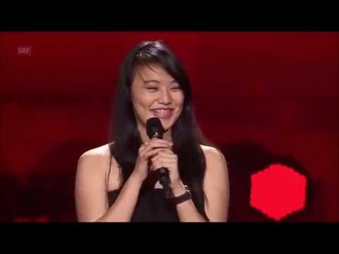 Les Roches student on Switzerland Got Talent tv show