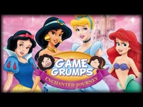 Game Grumps Disney Princess: Enchanted Journey Best Moments