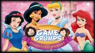 Game Grumps Disney Princess: Enchanted Journey Best Moments