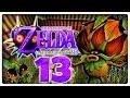 Let's Play THE LEGEND OF ZELDA MAJORAS MASK 3D Part 13: Affentheater im Deku-Palast