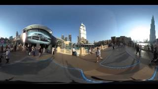 360 VR of Burj Khalifa (View 2)
