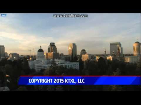 KTXL: FOX 40 News At 5pm Weekend Close--10/25/15