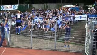 SVE TV: FC 08 Homburg - SV Eintracht Trier 05 Saison 2015/2016 Szenen und Stimmen