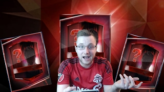 FIFA Mobile Mystery Box Pack Opening! Huge Attack Mode Division Master Pull!
