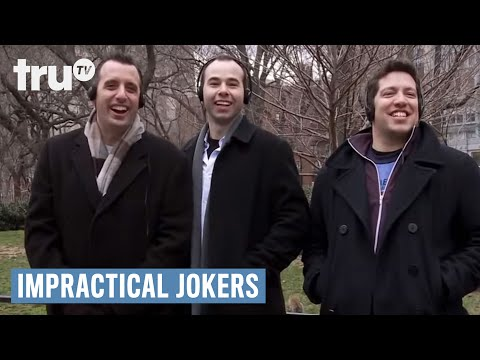 The stars of TV's Impractical Jokers walk us through one of