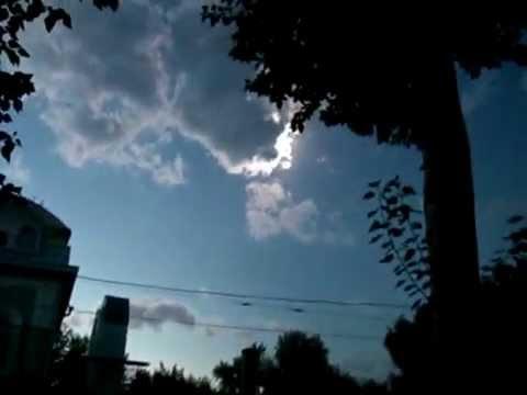 солнечное затмение барнаул 2008г
